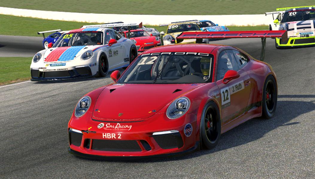 PCA Sim Racing