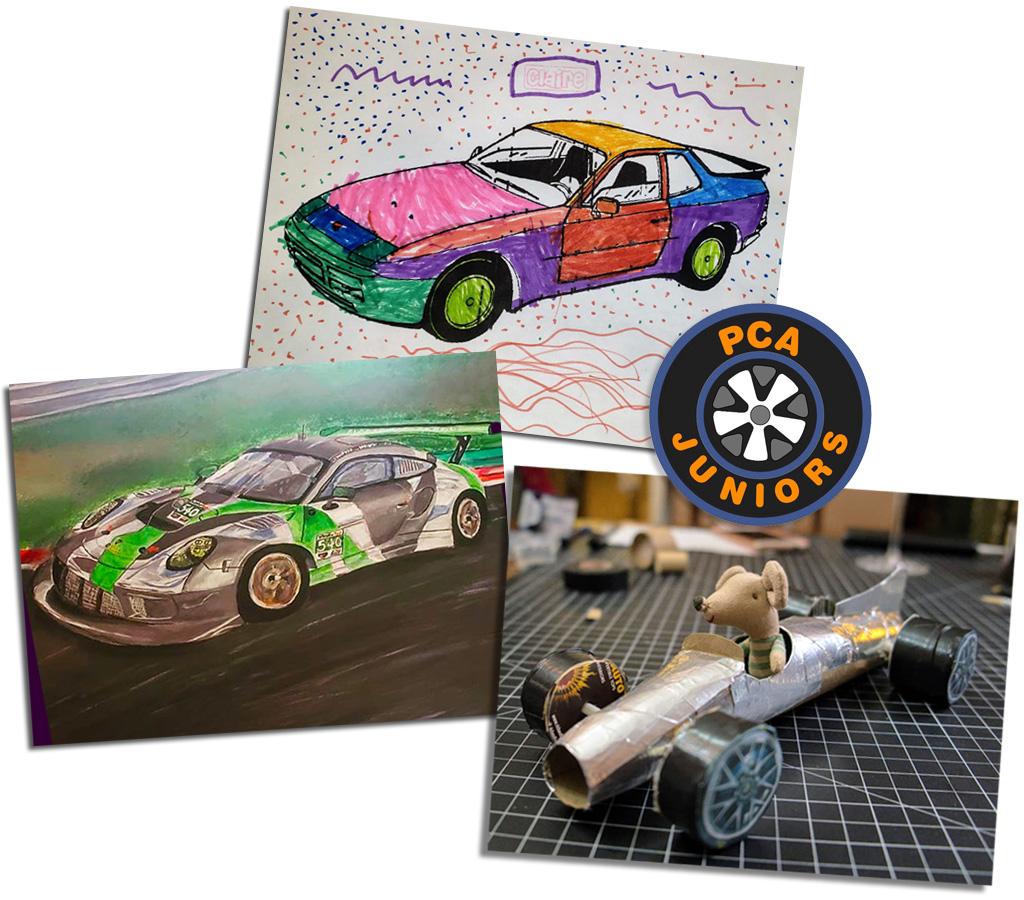 PCA Juniors Art Contest Winners