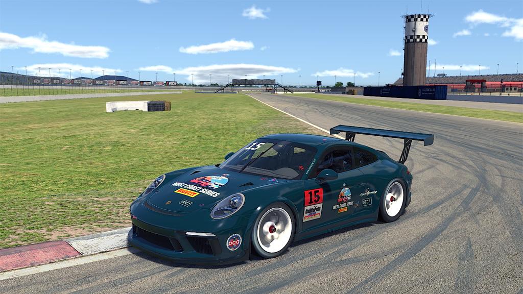 Matthew Kuekes was the Race 3a Winner