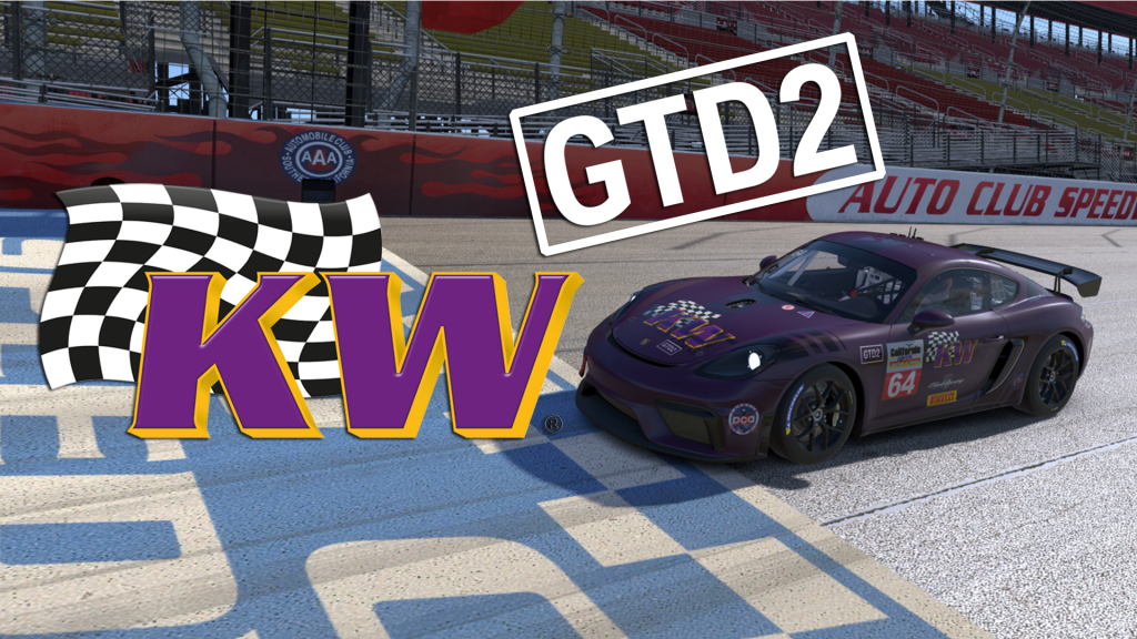 Race 2 for GTD2 class was sponsored by KW Automotive