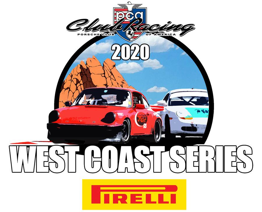 West Coast Series Sponsored by Pirelli