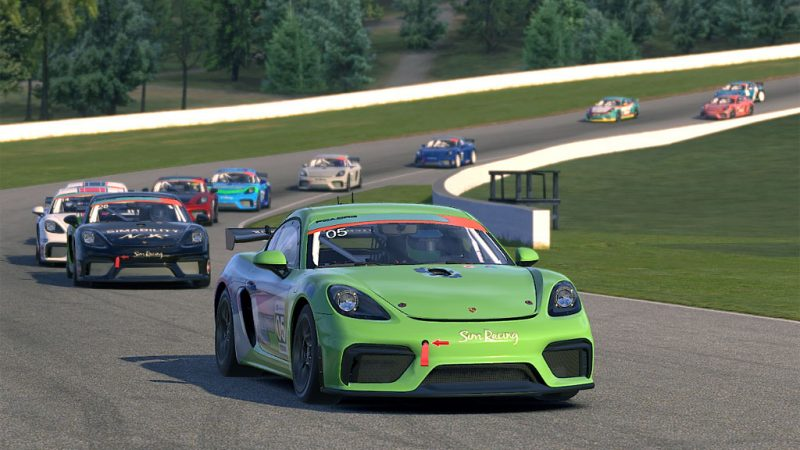 PCA Pro racing at MoSport